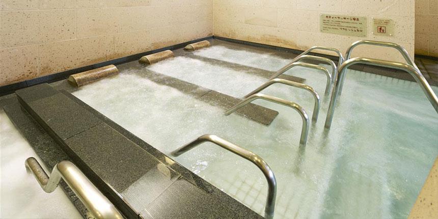 ボディマッサージ風呂